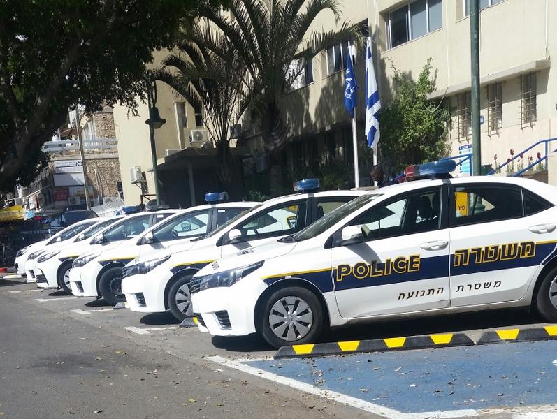 רכבי משטרה