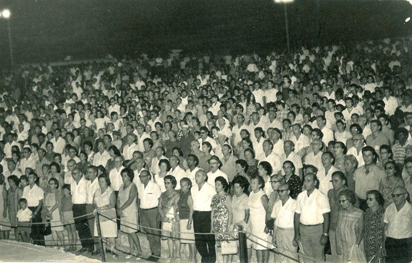 הכרזת בת ים לעיר 1958