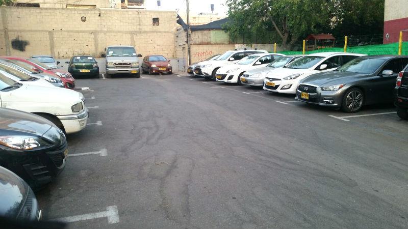 חניון חדש אורט ישראל