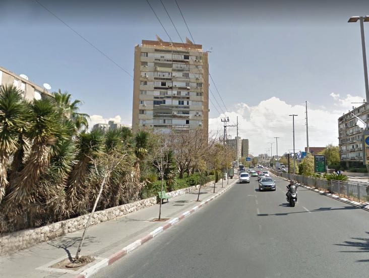 רחוב יוספטל (צילום: גוגל)