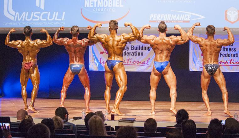 תחרות לפיתוח גוף