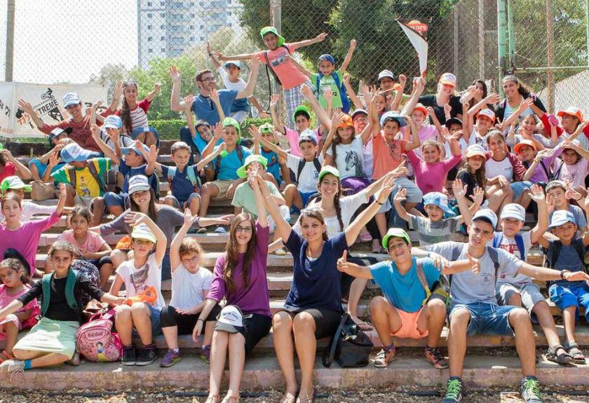 ילדי תנועת עוז (אתר רשמי)