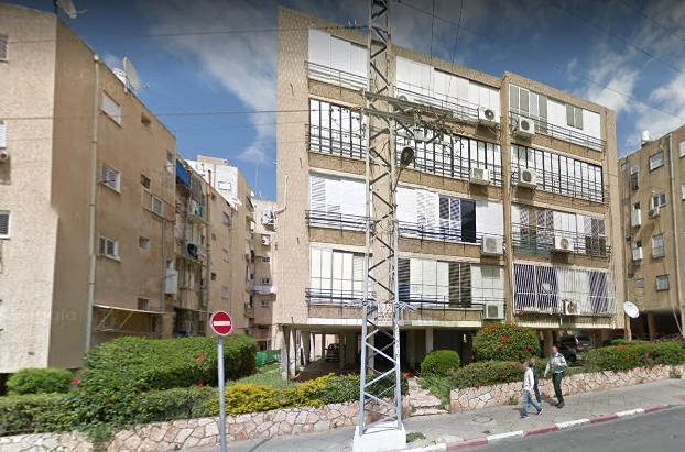 """תמ""""א 38 א' בבניין ברחוב ישראל בן ציון 5 בבת ים"""
