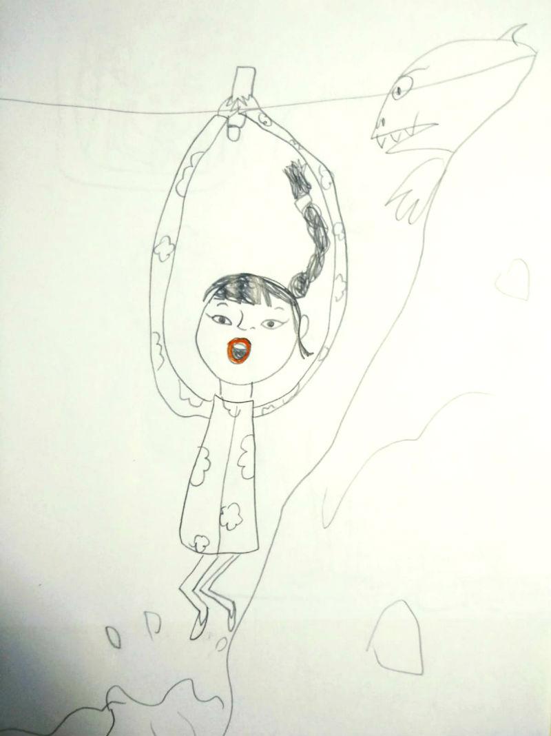 הציורים של אירן זאבי