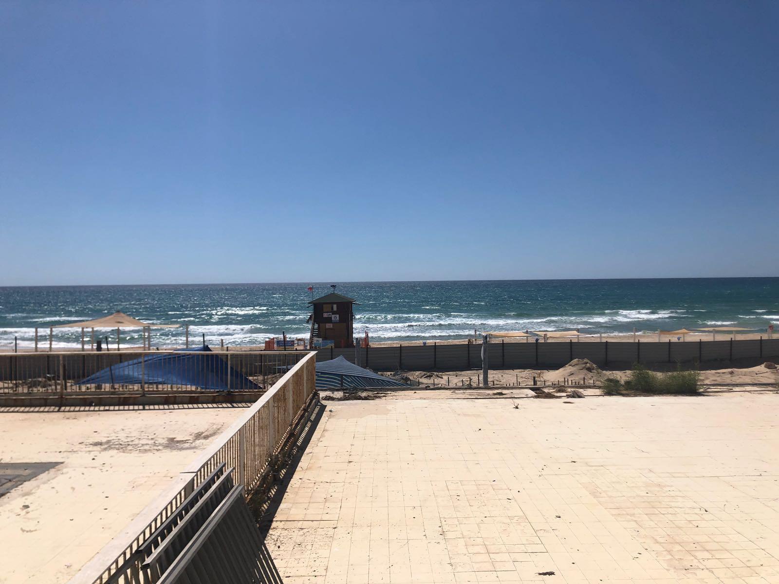 חוף הריביירה יולי 2018