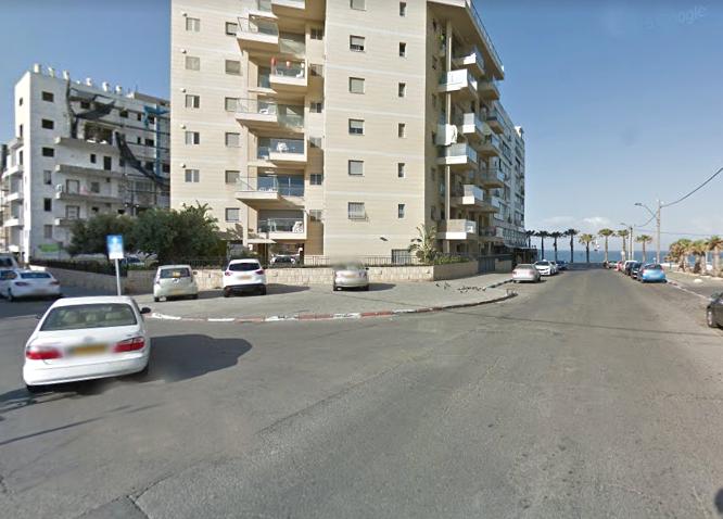 רחוב מסריק פינת רחוב ירושלים בת ים