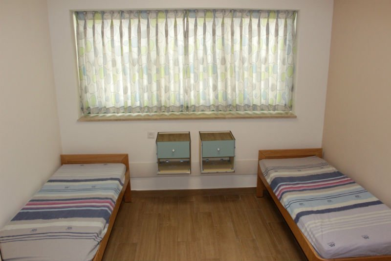 חדר מטופלים בבית החולים אברבנל