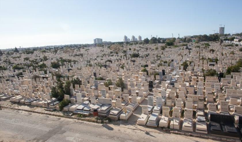 בית הקברות דרום (צילום באדיבות חברא קדישא)