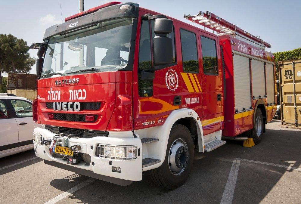 מכבי אש (אילוסטרציה: שאטרסטו)
