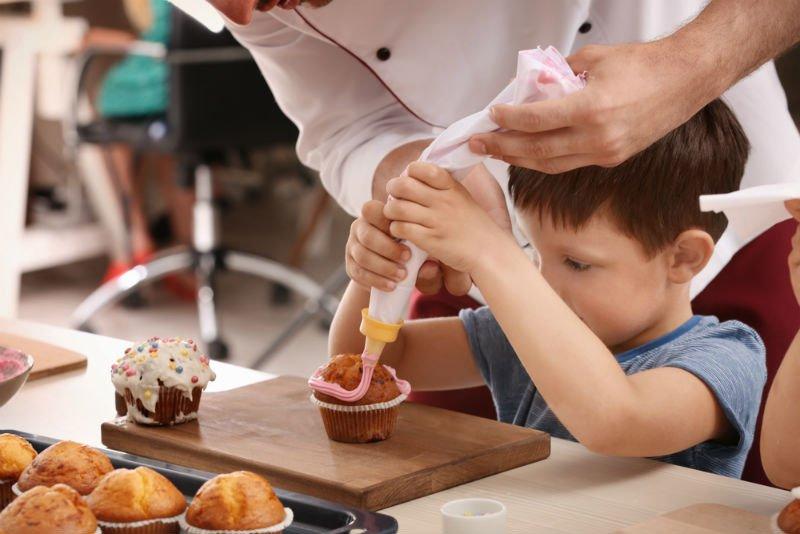 קורס מאסטר שף לילדים (אילוסטרציה: שאטרסטוק)