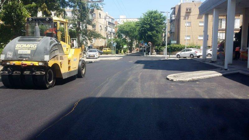 מחדשים את רחוב דניאל (צילום: אור ויטא)