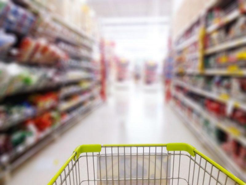 סופרמרקט אילוסטרציה (מאגר Shutterstock)