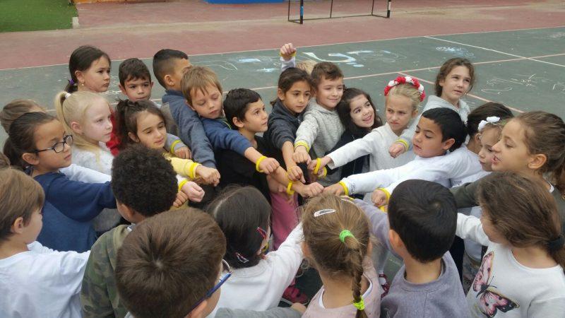 תלמידים (צילום: דוברות עיריית בת ים)