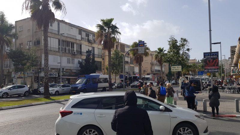 המצבה- אחד האזורים המרכזיים בעיר צילום: אביחי חיים