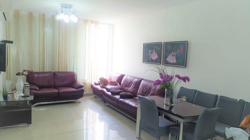 הדירה ברחוב אלמליח