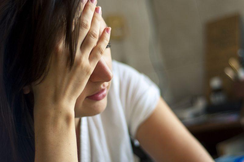 צער דיכאון עצב