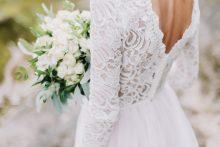 שמלות כלה וערב במרכז. תמונה ממאגר shutterstock, צילום: paralisart