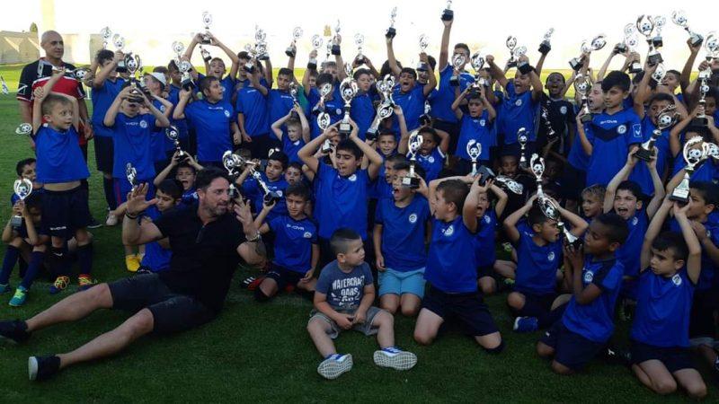 בית הספר לכדורגל בבת ים (צילום: בית הספר לכדורגל בת ים)