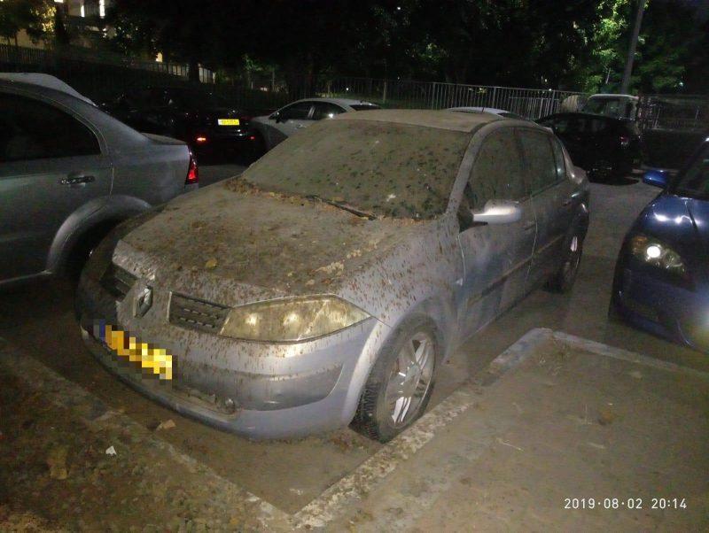 רכב נטוש