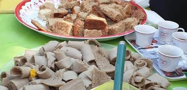 מאכלי חג הסיגד עדה אתיופית