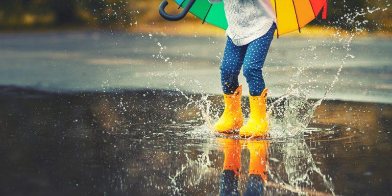 גשם אילוסטרציה