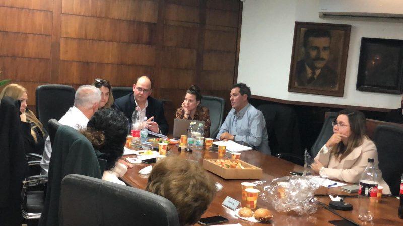 ישיבת התקציב במועצת העיר בת ים