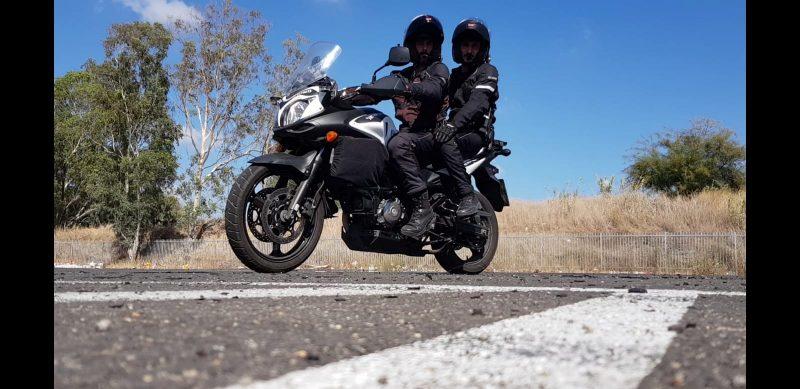 יחידת האופנוענים של מרחב איילון