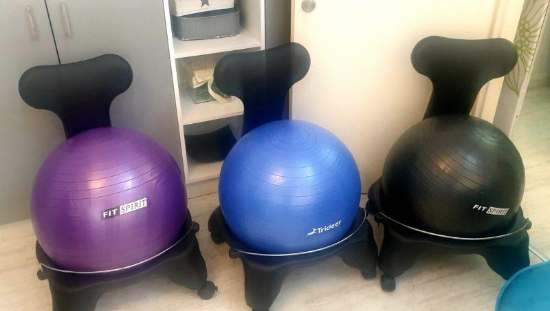 כיסאות פיזיו לתלמידים בבית הספר יד מרדכי