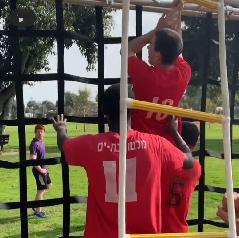 תלמידי אורט מלטון באליפות כושר גופני