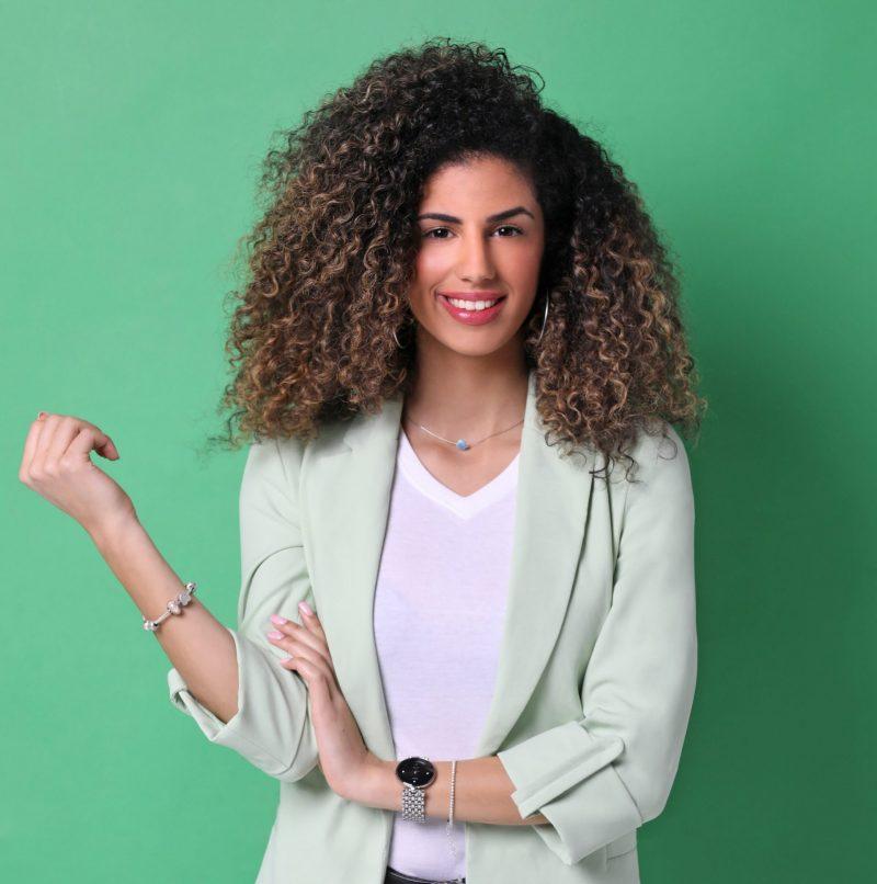 מתמודדת מבת ים עלתה לגמר בתחרות מלכת היופי של ישראל