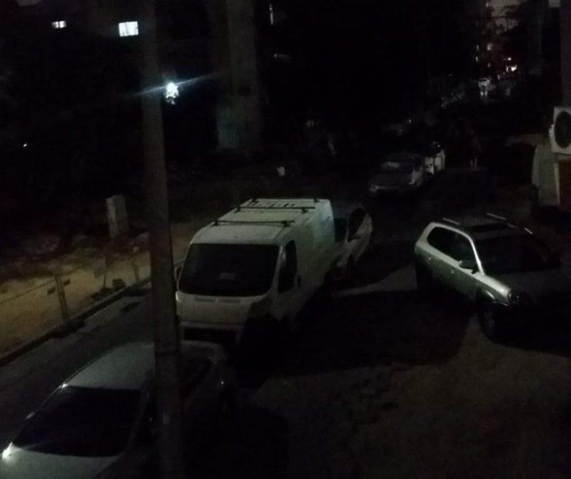 רחוב חשוך