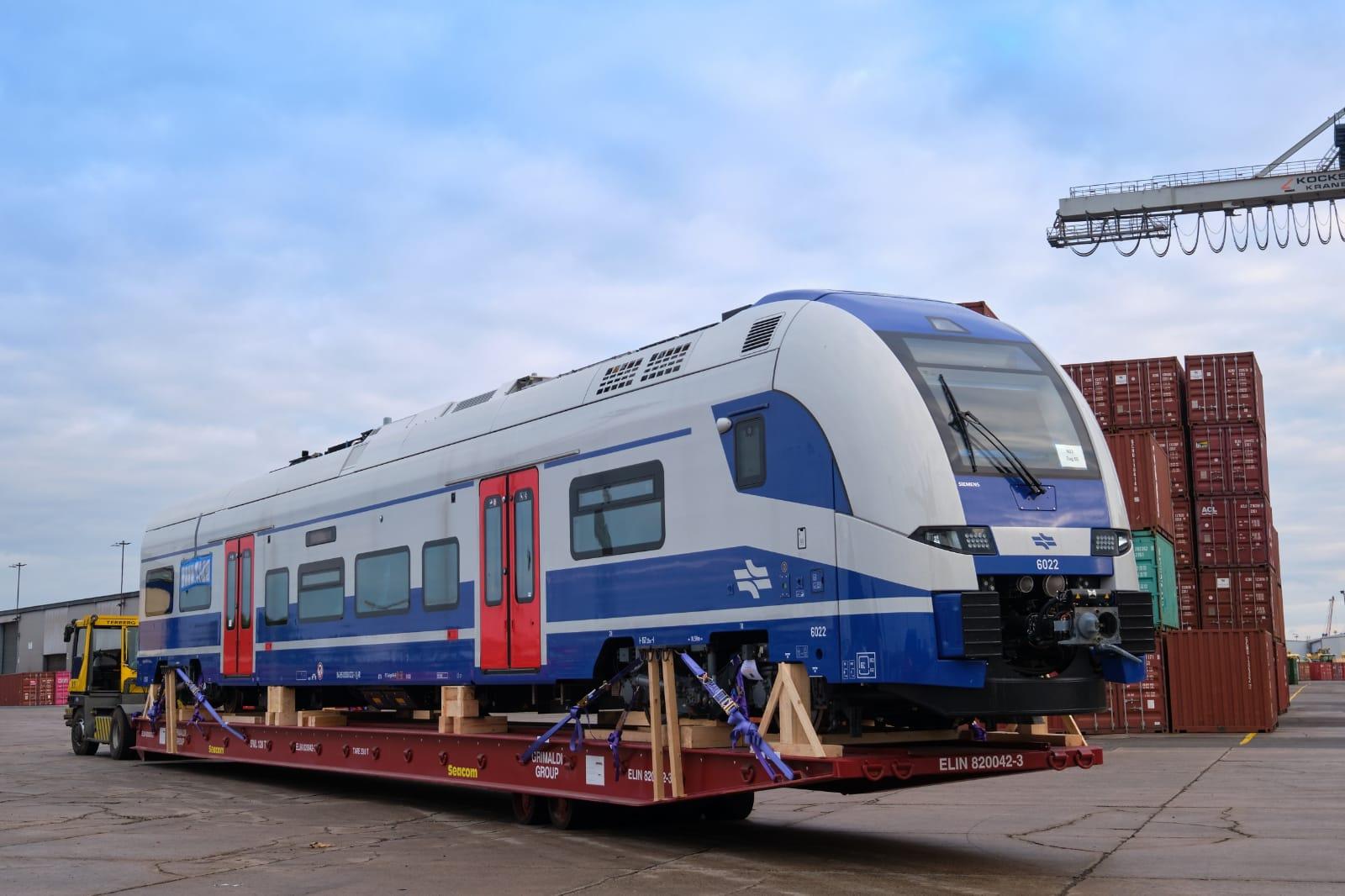 רכבת חשמלית