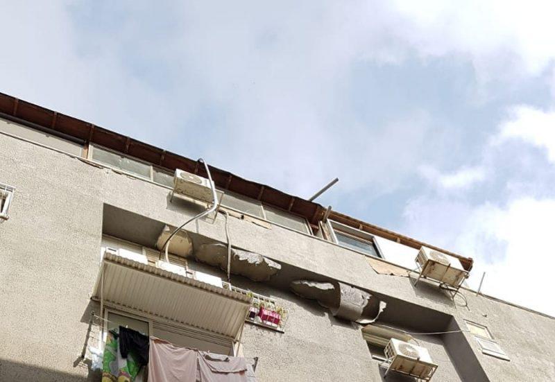 הנביאים 5 א'. צילום: דיירת הבניין
